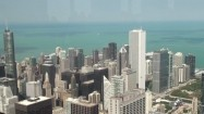 Panorama Chicago z Willis Tower