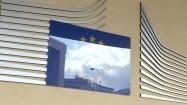 Wnętrze gmachu Komisji Europejskiej w Brukseli