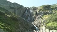 Siklawa - wodospad w Tatrach Wysokich