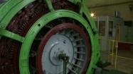 Praca maszyny wyciągowej