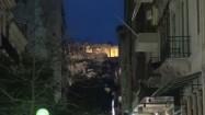 Podświetlony Akropol