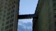 Łącznik w wieżowcu Wrigley w Chicago