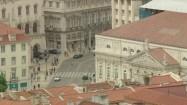 Ruch uliczny w Lizbonie