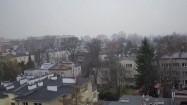 Saska Kępa w Warszawie z lotu ptaka