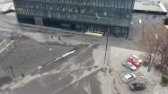Przeszklony budynek