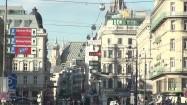 Ruch uliczny w Wiedniu