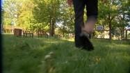 Spacer po parku