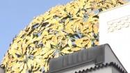 Budynek Secesji w Wiedniu - kopuła