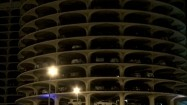 Parking samochodowy w Marina City w Chicago