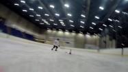 Trening hokeja