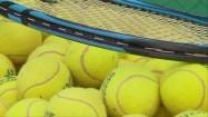 Rakieta i piłki do tenisa