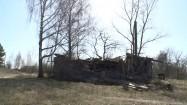 Zniszczony dom