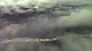 Tatry za chmurami