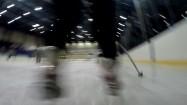 Hokej na lodzie - manewry z krążkiem
