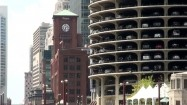 Marina City i World of Whirlpool w Chicago
