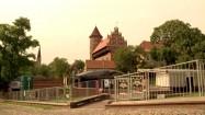 Amfiteatr im. Czesława Miłosza i Zamek Kapituły Warmińskiej w Olsztynie