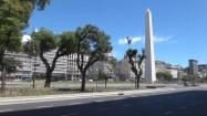 Plac Republiki w Buenos Aires