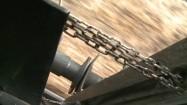 Sprzęg śrubowy w pociągu