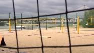 Boisko do siatkówki plażowej