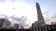 Wieżowiec Baiyoke Tower w Bangkoku