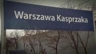 Stacja kolejowa Warszawa Kasprzaka