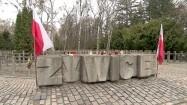"""Kwatera powstańcza na Powązkach - pomnik Zgrupowania AK """"Żywiciel"""""""