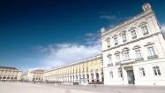 Praça do Comércio w Lizbonie
