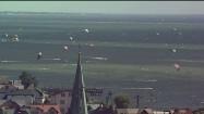 Kitesurfing na Zatoce Puckiej