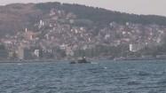Miasteczko na wyspie Lesbos
