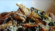 Danie kuchni azjatyckiej