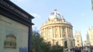 Budynek Radcliffe Camera w Oksfordzie