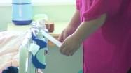 Odczytywanie karty gorączkowej w szpitalu