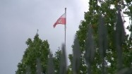 Flaga Ministra Obrony Narodowej