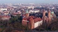 Panorama Płocka