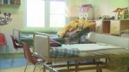 Łóżka szpitalne na pediatrii