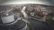 Bydgoszcz z lotu ptaka