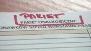 Pakiet onkologiczny - formularz