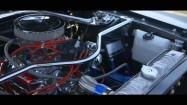 Ford Mustang Fastback - silnik