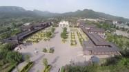 Kompleks klasztoru Szaolin - brama świątynna