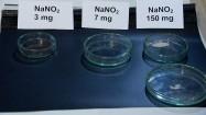 Azotyn sodu w laboratorium