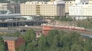 Kolejka miejska w Helsinkach