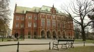 Gmach Collegium Novum Uniwersytetu Jagiellońskiego