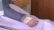 Wenflon wbity w dłoń