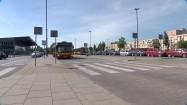 Dworzec Wschodni i Jamnik przy Kijowskiej w Warszawie