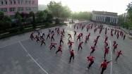 Trening kung-fu