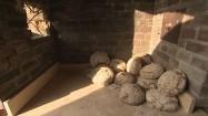 Okrągłe bochenki chleba