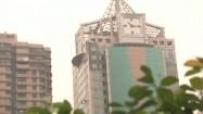 Biurowiec w Szanghaju