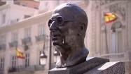 Pomnik kompozytora Francisco Alonso w Madrycie