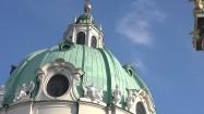 Kopuła kościoła św. Karola Boromeusza w Wiedniu