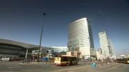 Okolice Dworca Warszawa Centralna